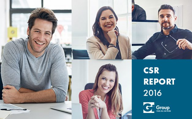 GLOBAL GI GROUP CSR REPORT 2016